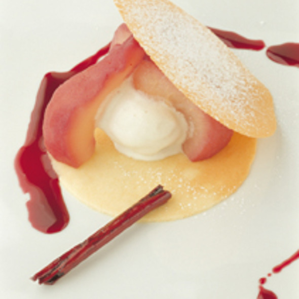 Gongorzola Ice Cream @ Grand Hotel Villa Serbelloni