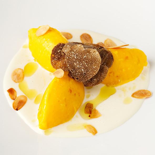 Gnocchi With Pumpkin @ Grand Hotel Villa Serbelloni