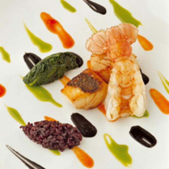 Fish @ Grand Hotel Villa Serbelloni