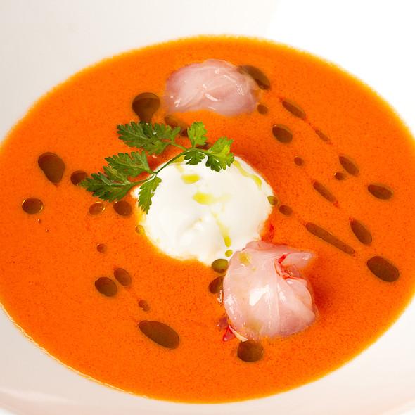 Tomato Soup @ Grand Hotel Villa Serbelloni