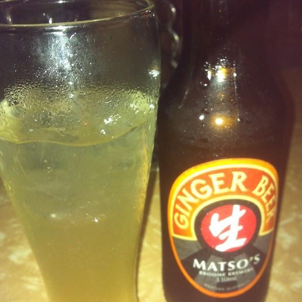 Matso's Ginger Beer
