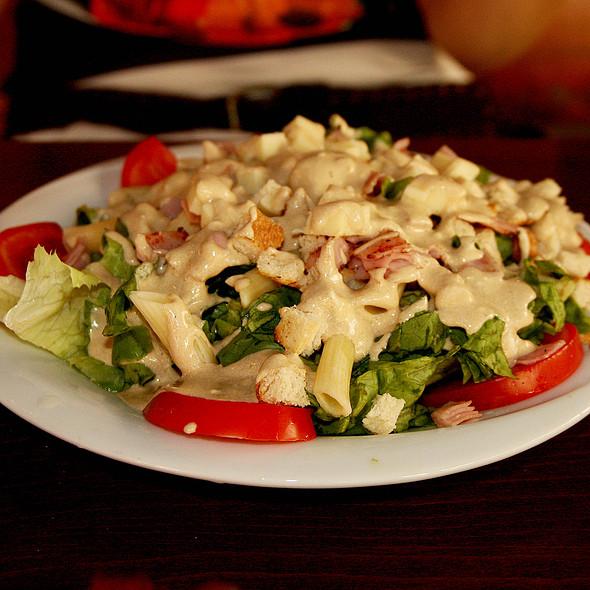 italian salad @ Metro