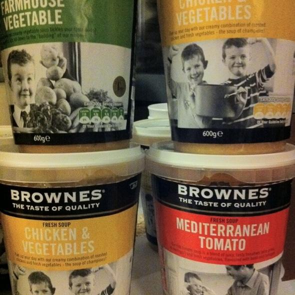 Browne's Soups @ Tipperary Food Extravanganza