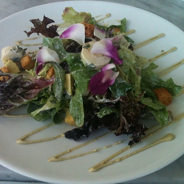 The Tbc Salad - The Tides Beach Club, Kennebunkport, ME
