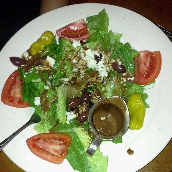 Greek Salad @ Union Barrel Works