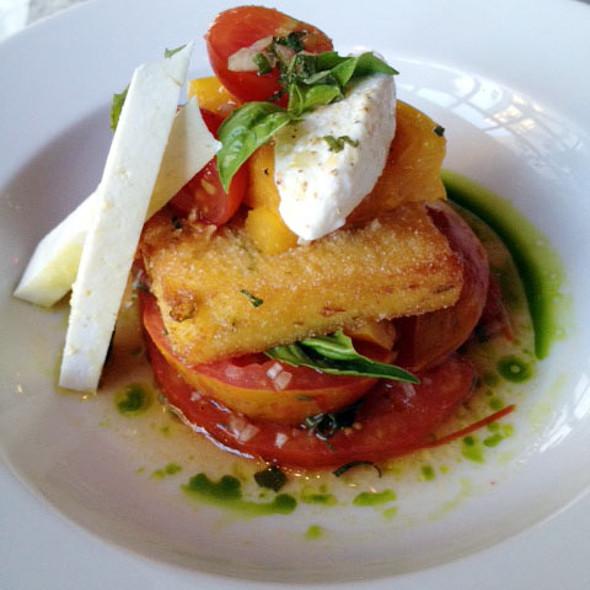Tomato Salad @ db Bistro Moderne