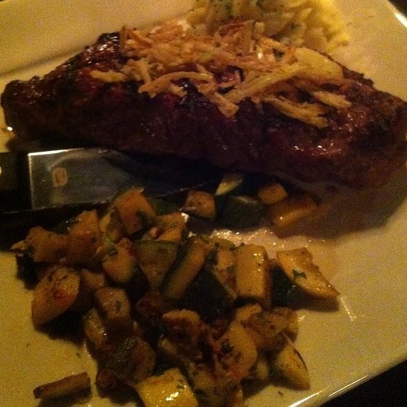New York Strip 14oz - Harry's Grille & Tavern, Charlotte, NC