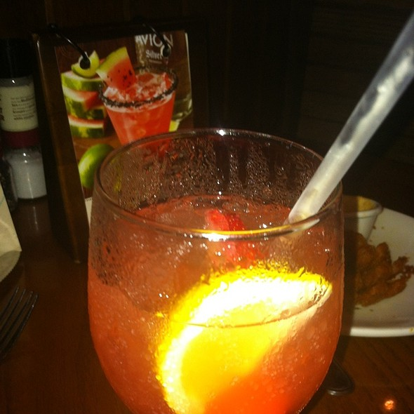 Passion Fruit Sangria @ Outback Steakhouse