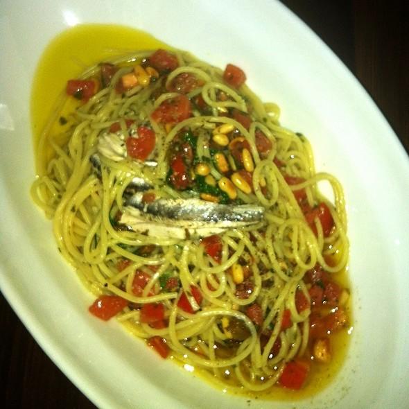 Sicilian Pasta @ Black Skirt