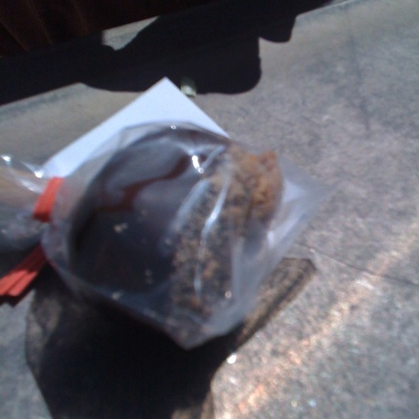 Cakeballs @ Holy Cacao