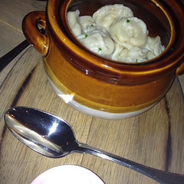 Siberian Meat Pelmeni - Mari Vanna, New York, NY