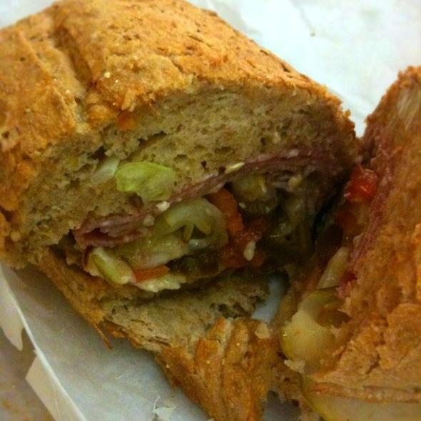 A Wreck @ Potbelly Sandwich Shop - Midway