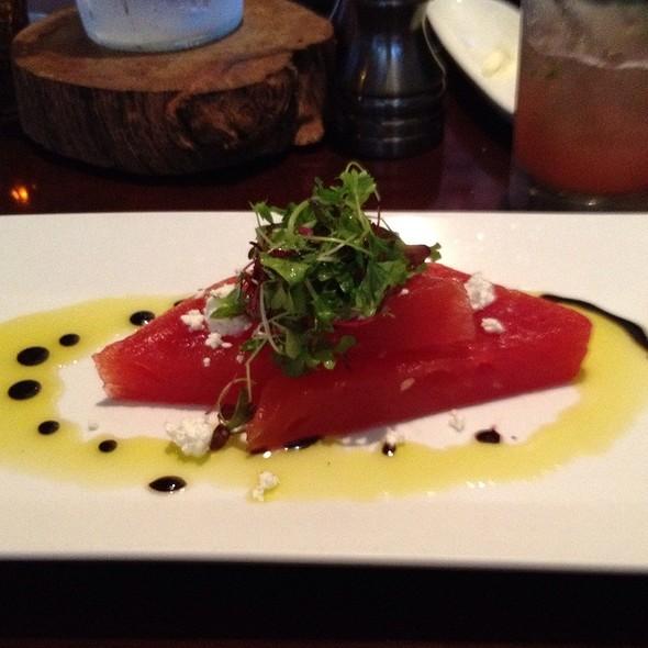 Watermelon Salad - Frog Hollow Tavern, Augusta, GA