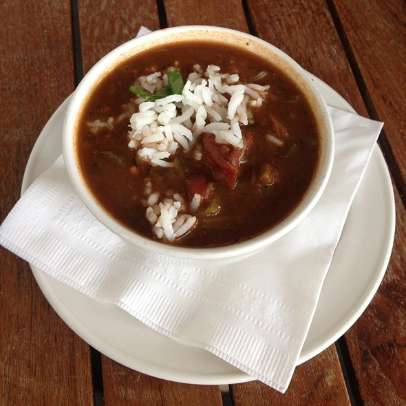 seafood gumbo - The Grand Marlin of Pensacola Beach, Pensacola, FL