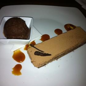 Chocolate PeNut Cake