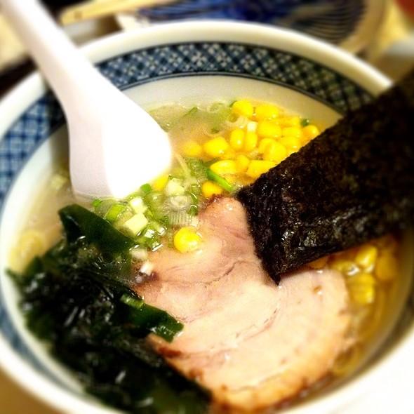 Shio Ramen @ Izakaya Masa