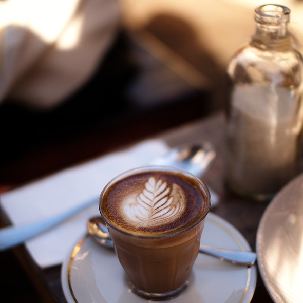 Skim Double Piccolo @ Circa Espresso