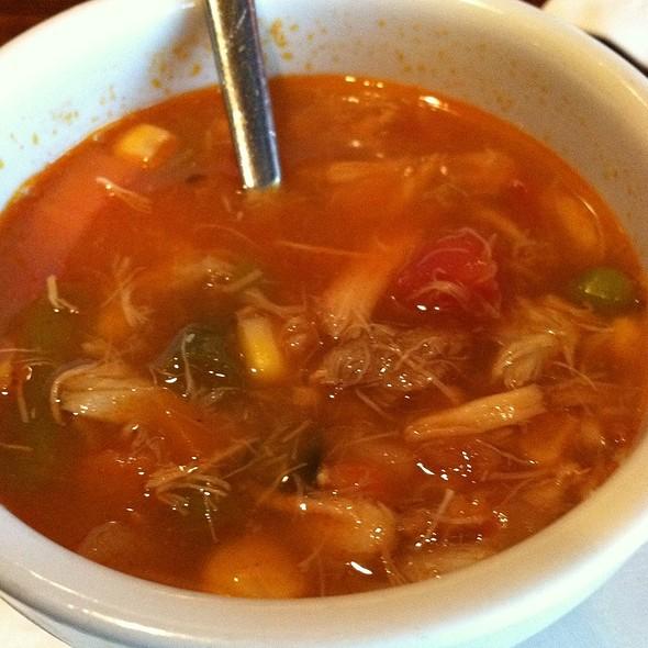 Crab Soup - Michael's Cafe, Timonium, MD