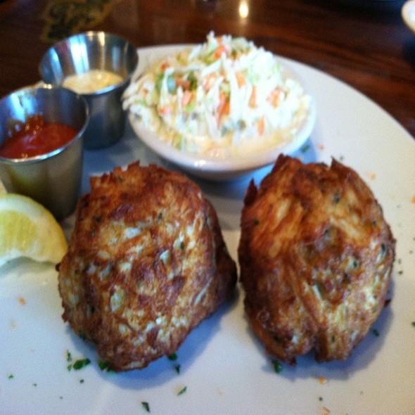 Crab Cakes - Michael's Cafe, Timonium, MD