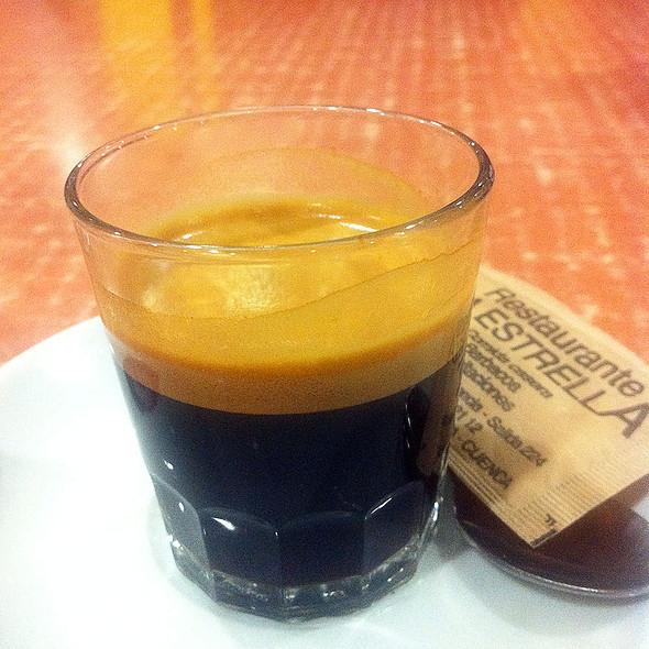 Espresso @ La Estrella