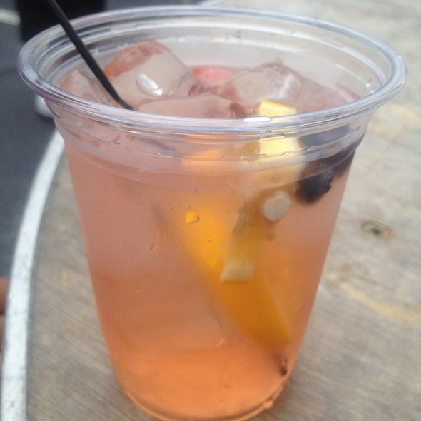 Sangria @ The Gathering