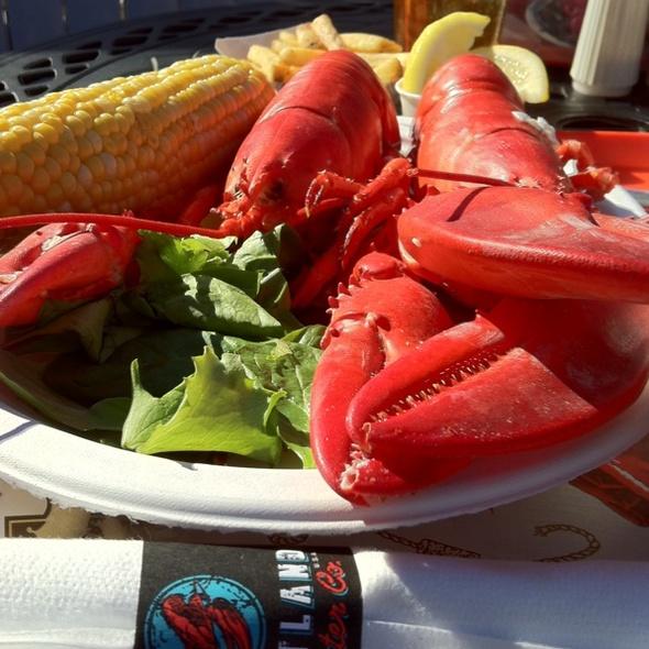 Lobster @ Portland Lobster Company