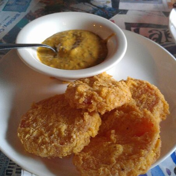 Fried Green Tomatoes - Cajun Pacific, San Francisco, CA