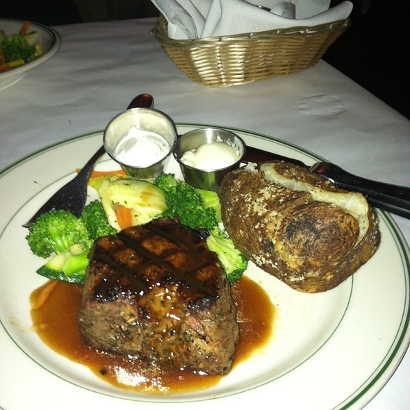 Baseball Cut New York Strip - MacKenzie's Chop House, Colorado Springs, CO
