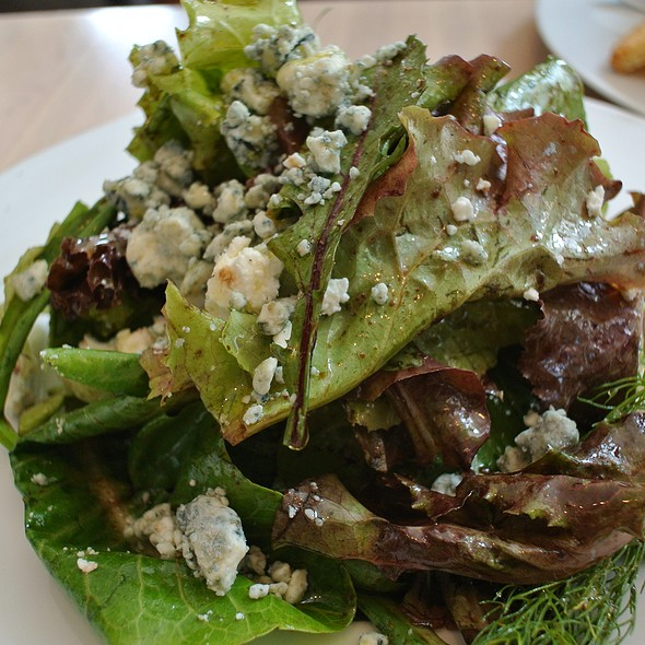 House Salad - Cowell & Hubbard, Cleveland, OH