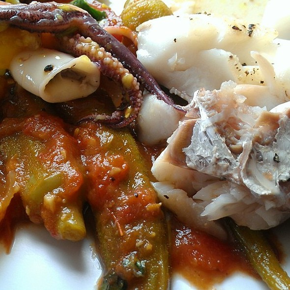 Lunch @ Google SFO Cafeteria