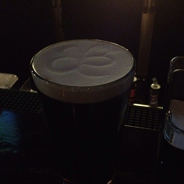 Guiness @ Casting Office Bar & Grill