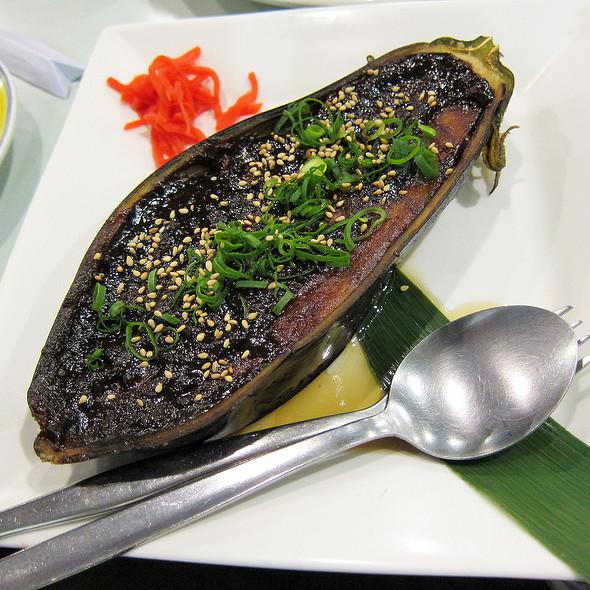Nasu Dengaku (Eggplant)