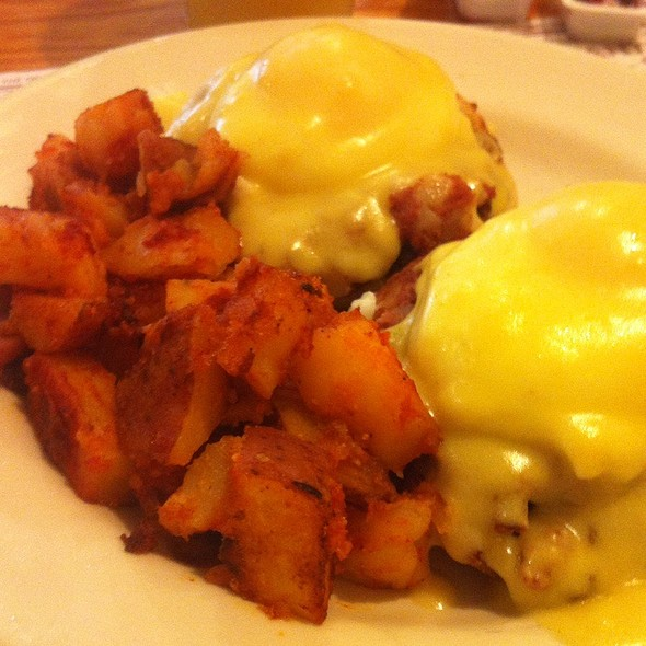 Irish Eggs Benedict
