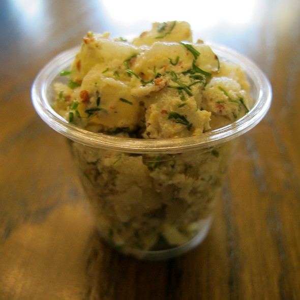 Potato & Dill Salad @ @Home