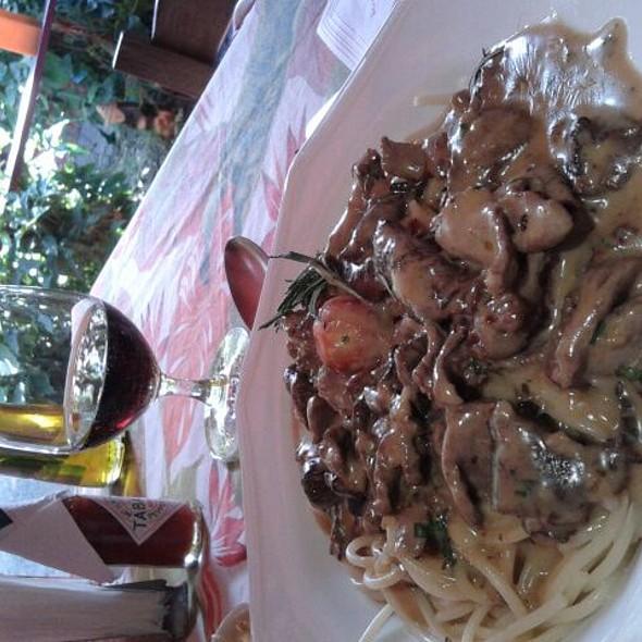 Spaghetti Santo Onofre @ Santo Antônio Spaghetteria e Café