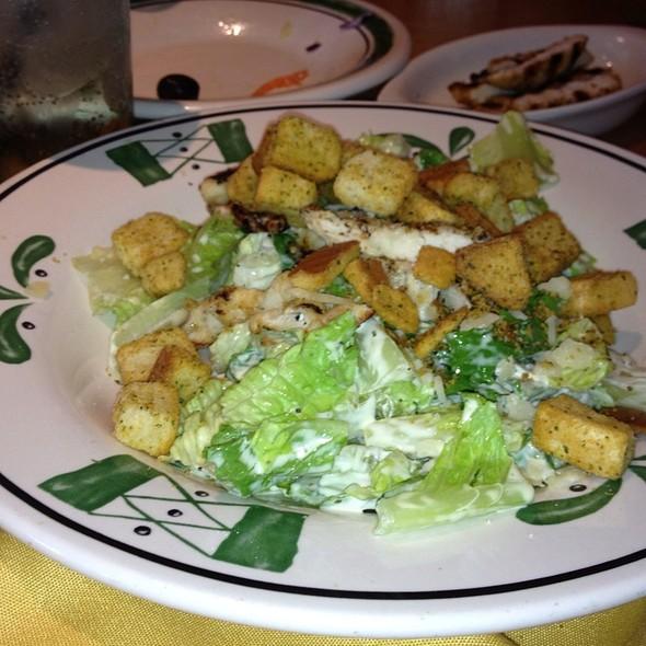 Garden Caesar Salad – Recipesbnb