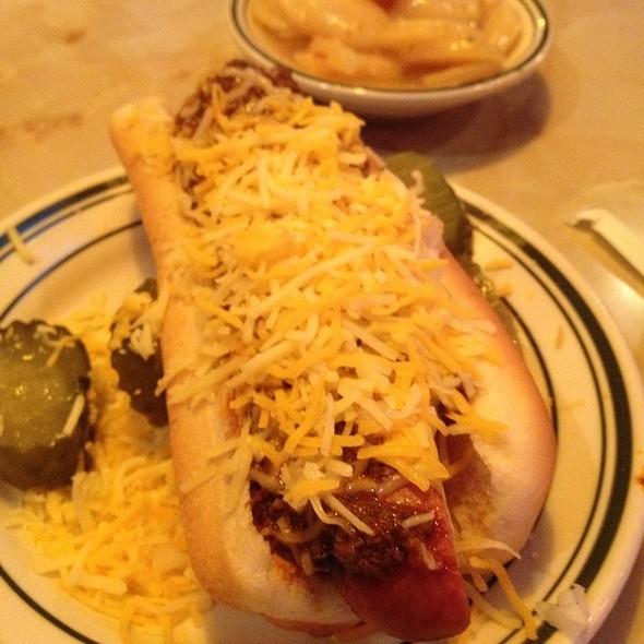Original Hotdogs @ Tony Packo's Cafe