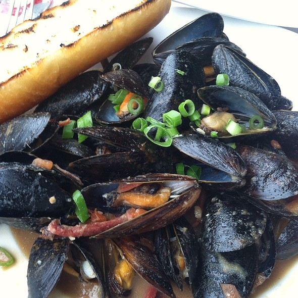 Mussels - Cafe Fresco - Center City, Harrisburg, PA