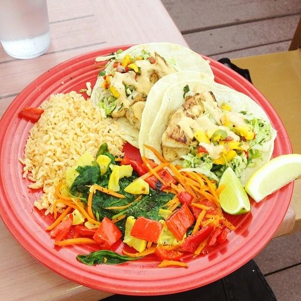 Mahi Mahi Tacos - Rio Grande Mexican Restaurant - Boulder, Boulder, CO