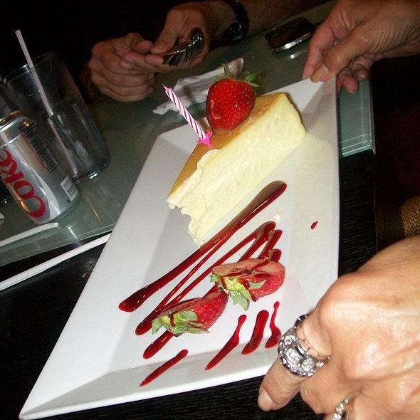 Cheese cake @ Puerto Madero
