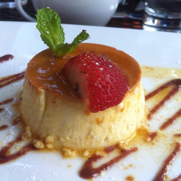Flan - Tapas On Main, Bethlehem, PA