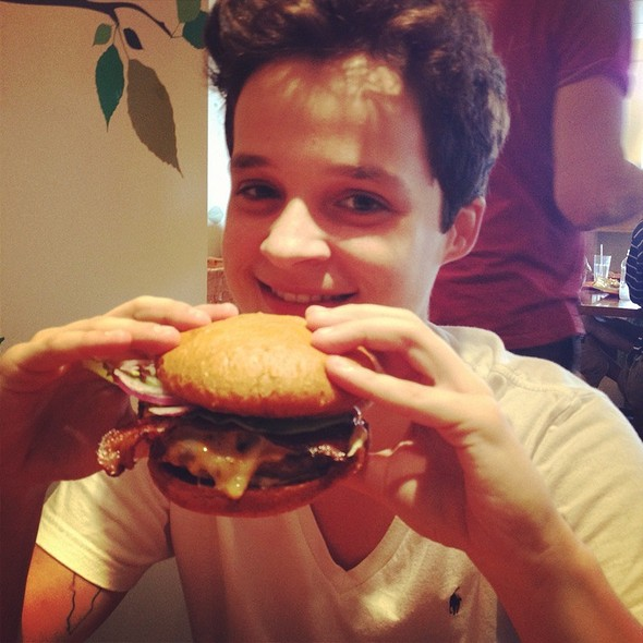 Ranch Burger @ Roman's