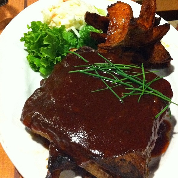 Barbecue Spare Ribs - Brickside Grille, Exton, PA