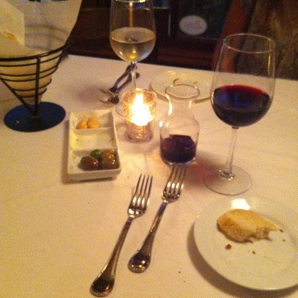 Red Wine And Skirt Steak - Bistro 44, Northport, NY