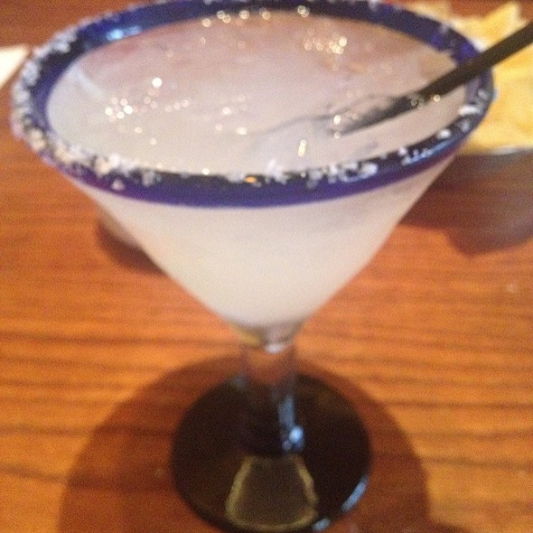 Top Shelf Margarita @ Scalini's Pizza & Pasta