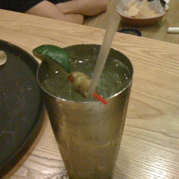 Mexican martini @ Trudy's Texas Star