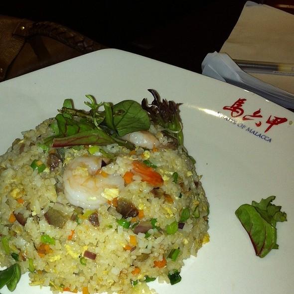 Malacca Style Fried Rice