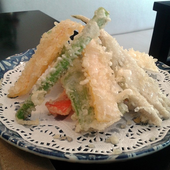 Vegetable Tempura @ Howe