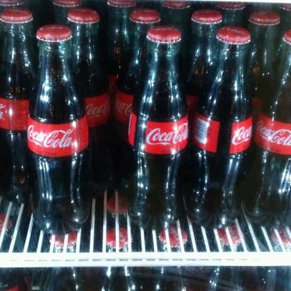 Original Coca-Cola Glass Bottled