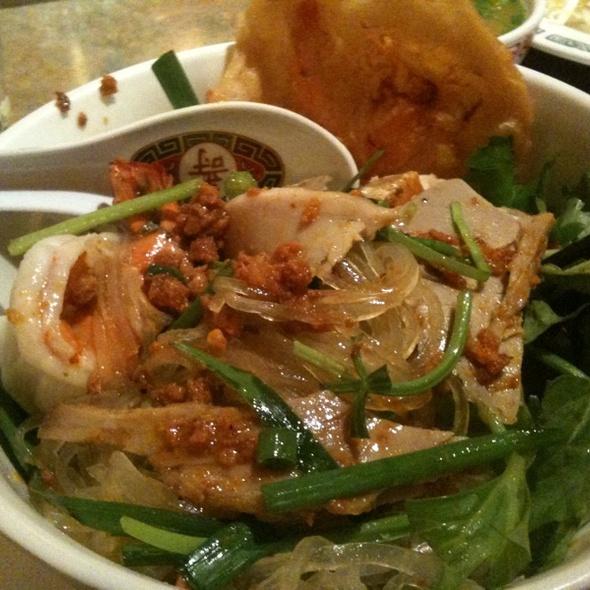 Hu Tieu Ba Nam Sa Dec @ Vung Tau II Restaurant